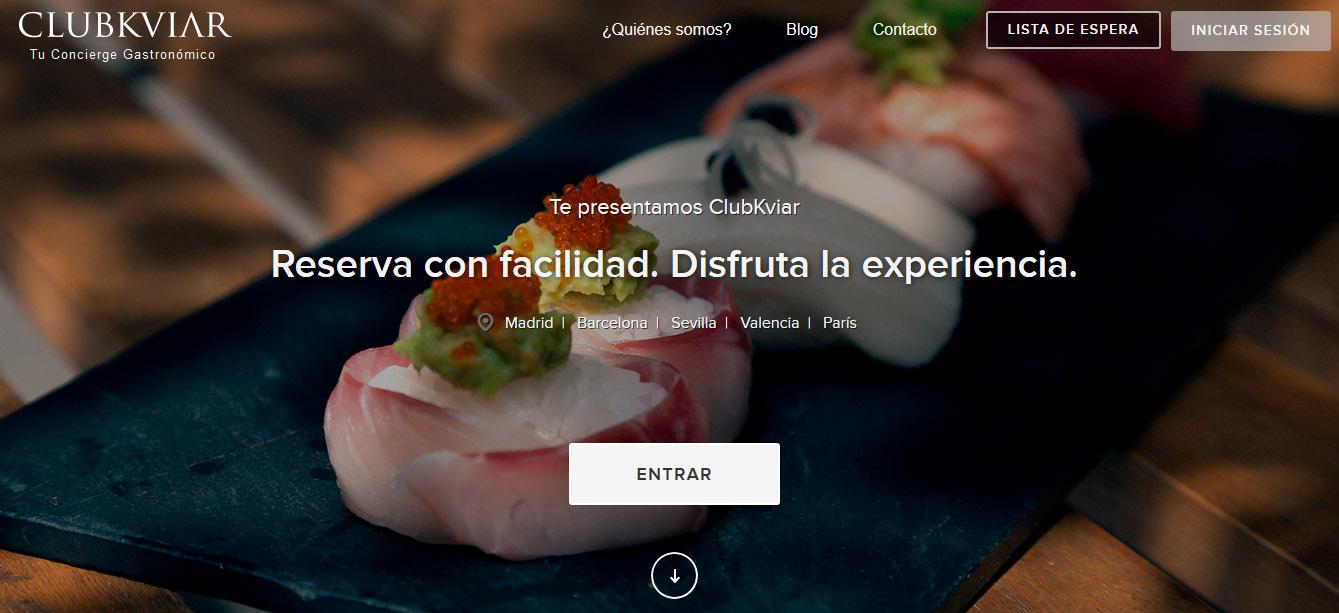 redes sociales gastronómicas