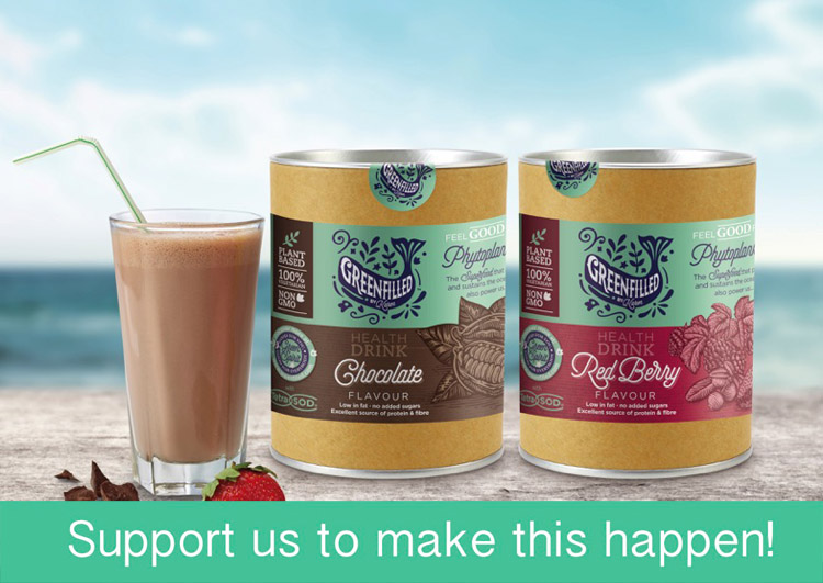 crowdfunding greenfilled functional foods